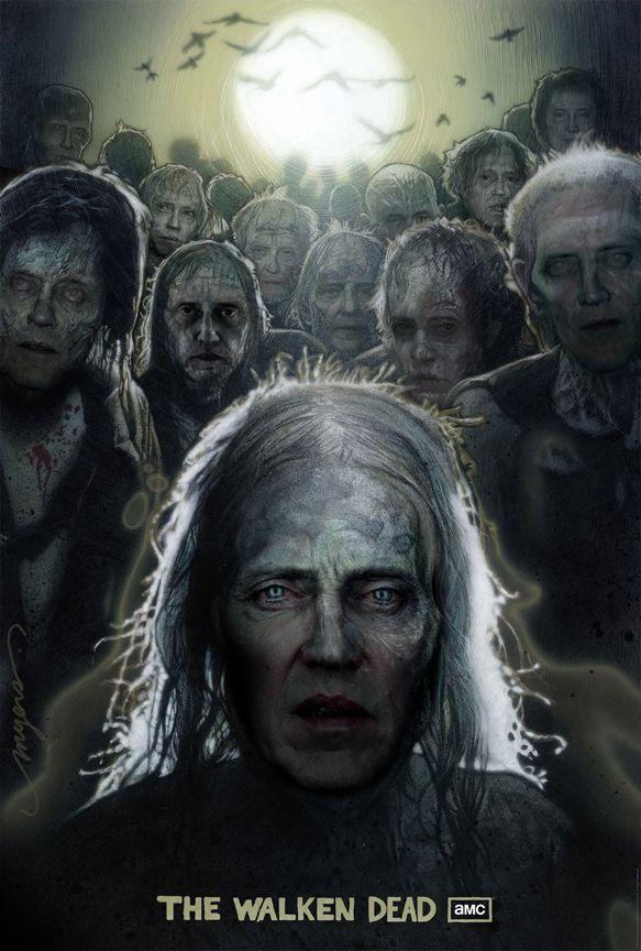 YES! The Walken Dead!