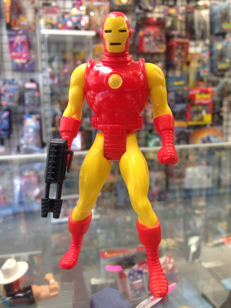 Mattel Secret Wars Iron Man