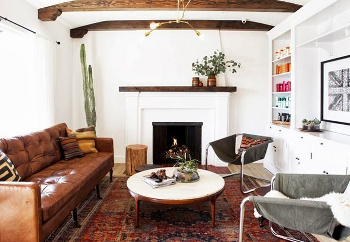 so fancy: modern southwest decor inspiration