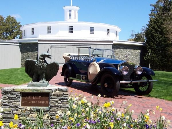 Heritage Museums Gardens Howardjohnson Yarmouth Capecod