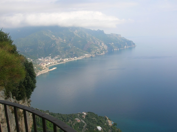 Also a view from my room in Positano, Italy. Too beautiful. We ate fresh figs plucked from the trees every morning—that's my definition of heaven right there.