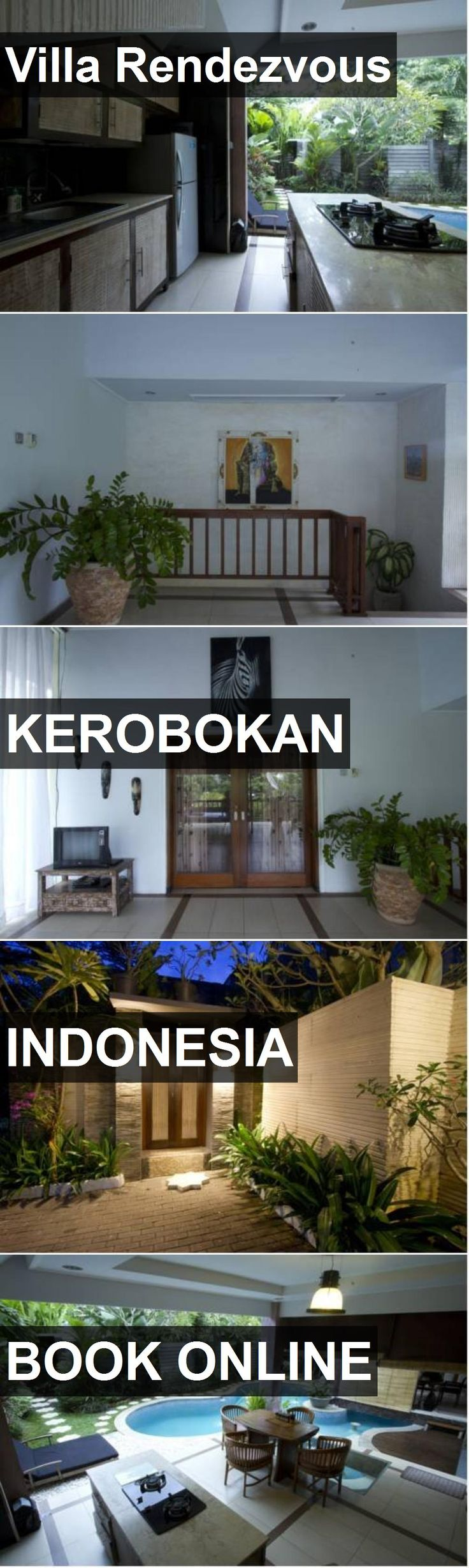 Hotel Villa Rendezvous in Kerobokan, Indonesia. For more information, photos, reviews and best prices please follow the link. #Indonesia #Kerobokan #travel #vacation #hotel