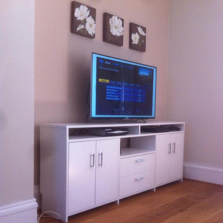 Custom built TV unit