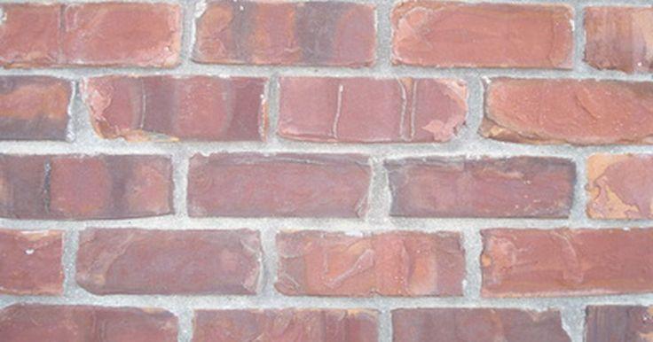 Cómo construir una pared de ladrillos. Construye una pared de ladrillos para conseguir un poco de privacidad en tu patio, contener la tierra, dividir los límites de tu propiedad o crear un muro de contención para un arriate. Puede ser complicado construir una pared de ladrillos; éste es el motivo por el cual sólo suelen ser construidas por personas con entrenamiento y experiencia en ...