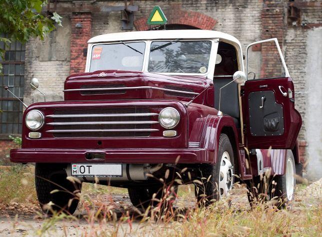 Mindenes nyerges - Csepel D-450 Ny-18 (1959)