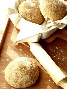 Una Pizca de Hogar: Pan integral casero