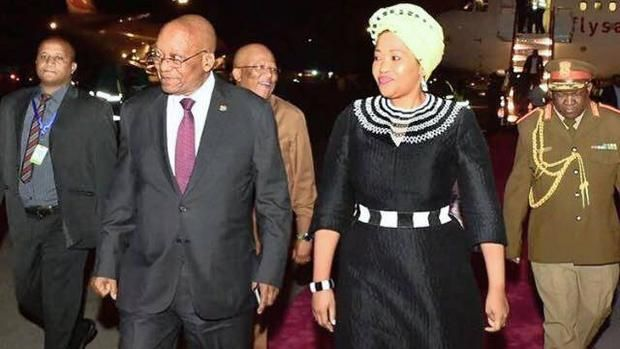 DURBAN - With more than 93000 followers and 1200 posts on her Instagram account, First Lady Thobeka Madiba-Zuma can most certainly be called a social media butterfly.