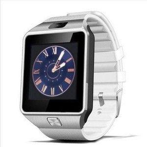 DZ09 Individual Smart SIM Watch Phone  -  BRANCO   Câmara / Dialer / Monitoramento do sono / sedentário / Relembre