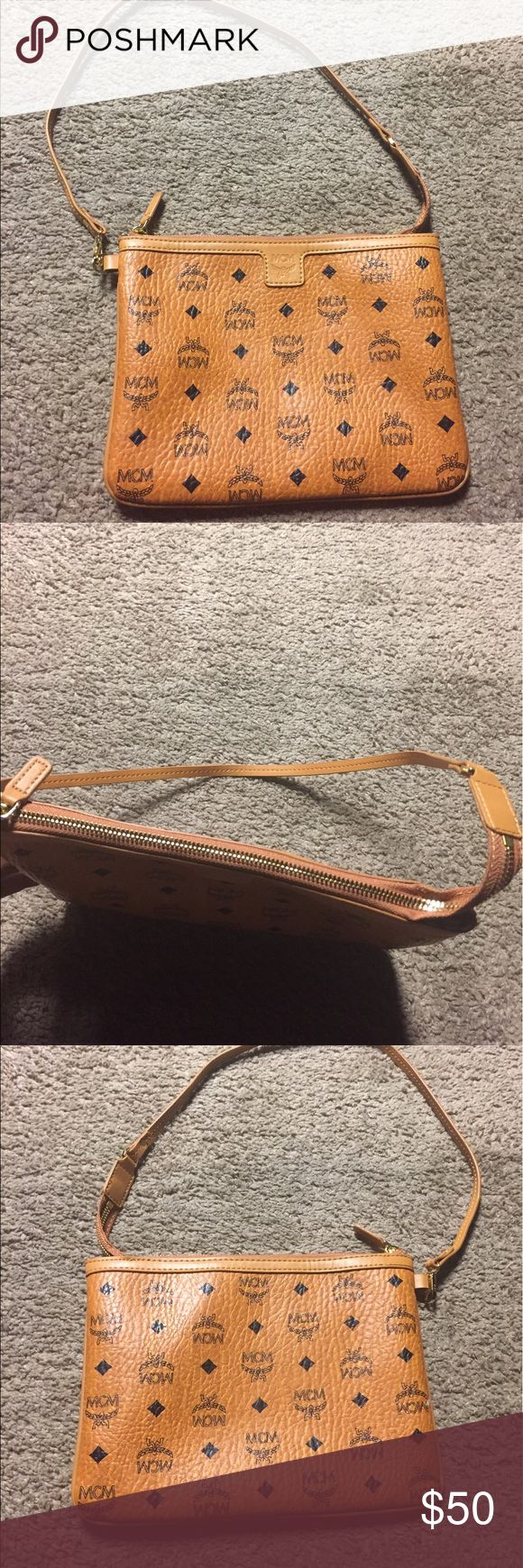 Mcm Mini bag Mcm Mini bag ❌PRICE REFLECTS❌ MCM Bags Clutches & Wristlets