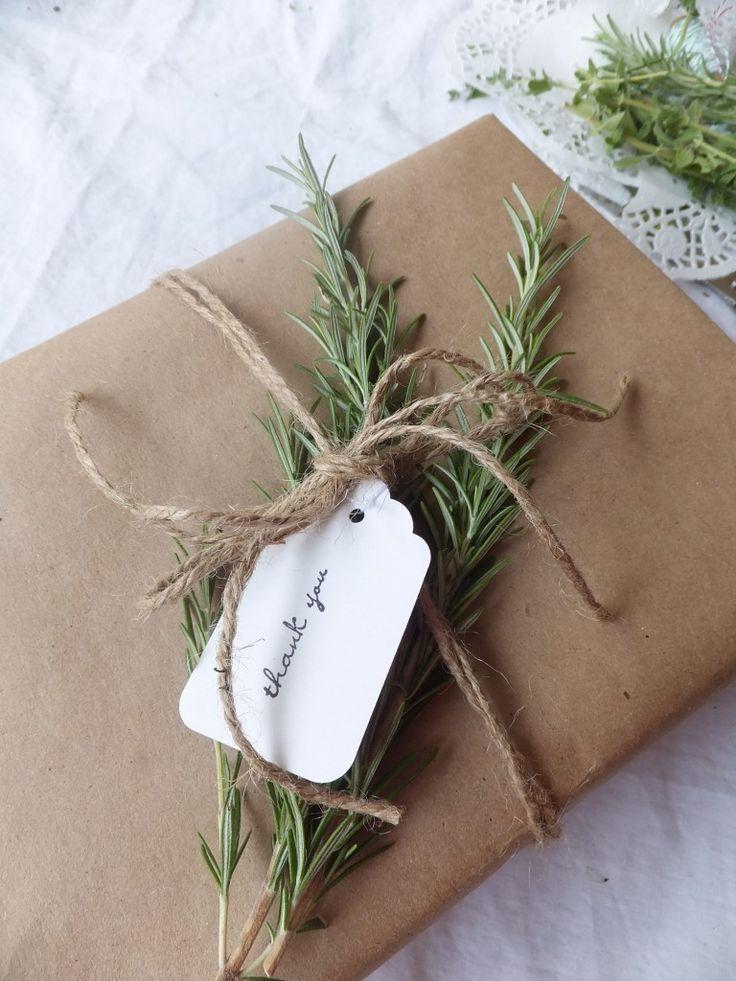 Rosemary Wrap