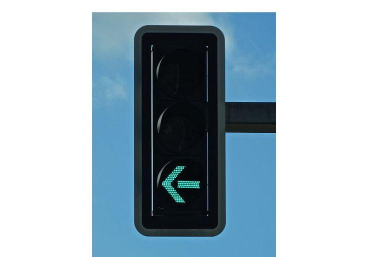 Zelená šipka na semaforu | Co znamená? | 3 základní druhy | Jednoduše
