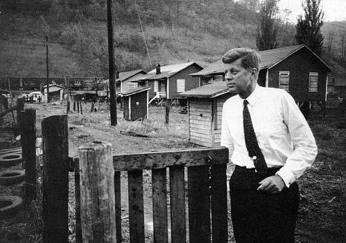 Campaigning in West Virginia