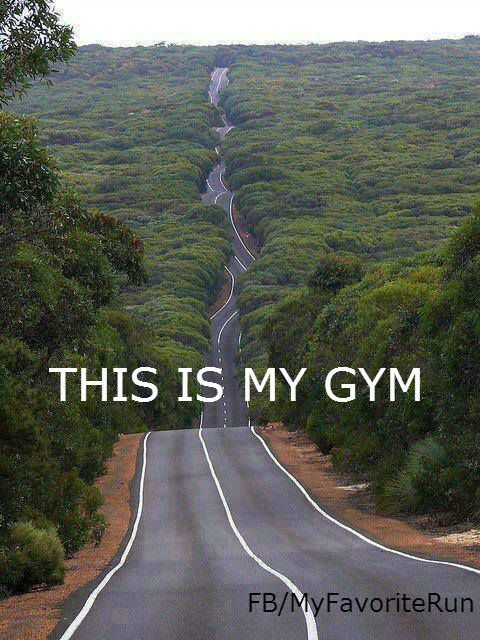 Where is your gym?