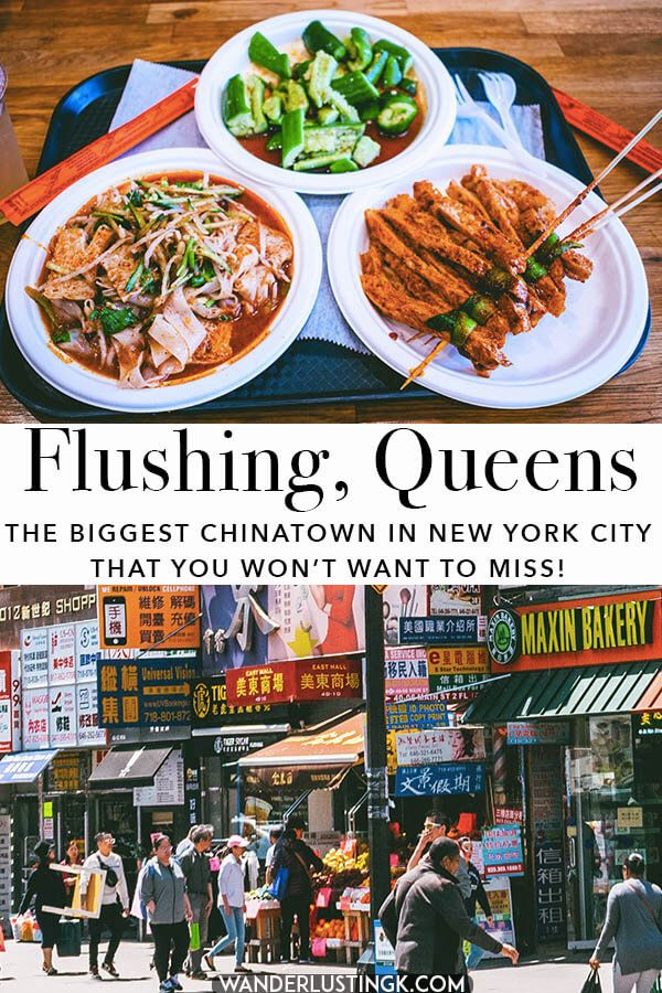 Flushing Queens The Nyc Neighborhood That You Must Visit In 2020 New York Food Nyc Food Ny Food