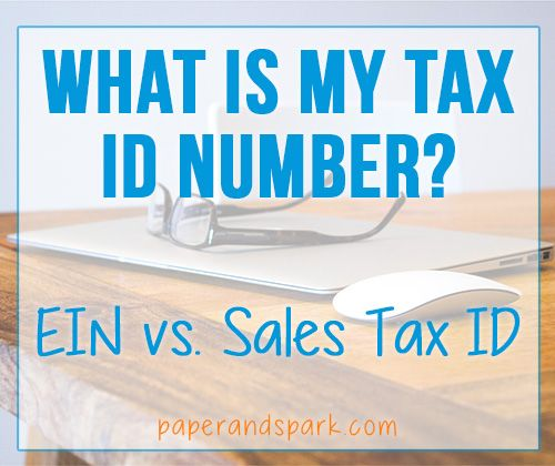 For this Creative Accounting post, I'm going to discuss something I've seen lots of confusion about on the Etsy forums and out on the inter webs - your tax ID number...and what exactly it is. Going...