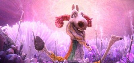"""Кадр из мультфильма """"Ледниковый период: Столкновение неизбежно"""""""
