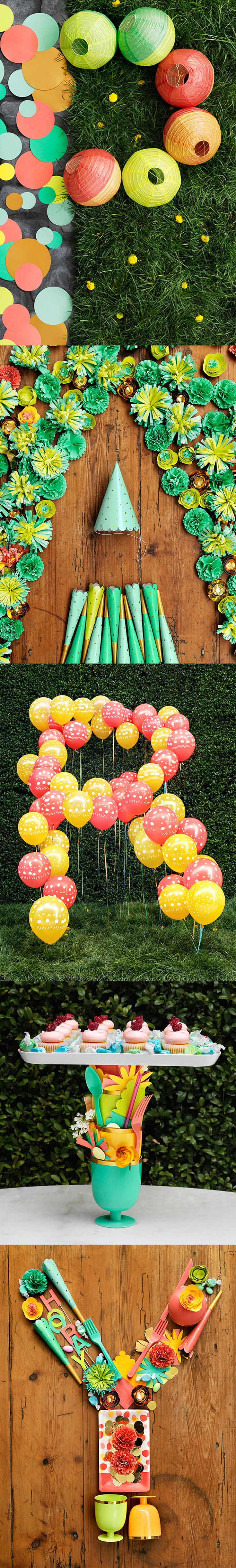 Get ready to PARTY! The Oh Joy for Target collection launches online and in stores March 16.