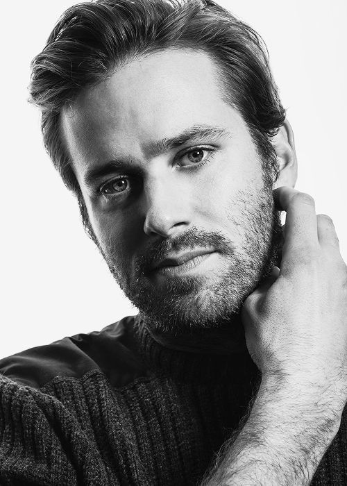 Armie Hammer photographed by Justin Bishop at Sundance Film Festival for Vanity Fair (January 2016)