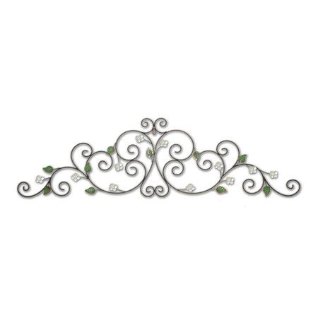 Scroll Wall Art 70 best wall decoration images on pinterest | wall decorations