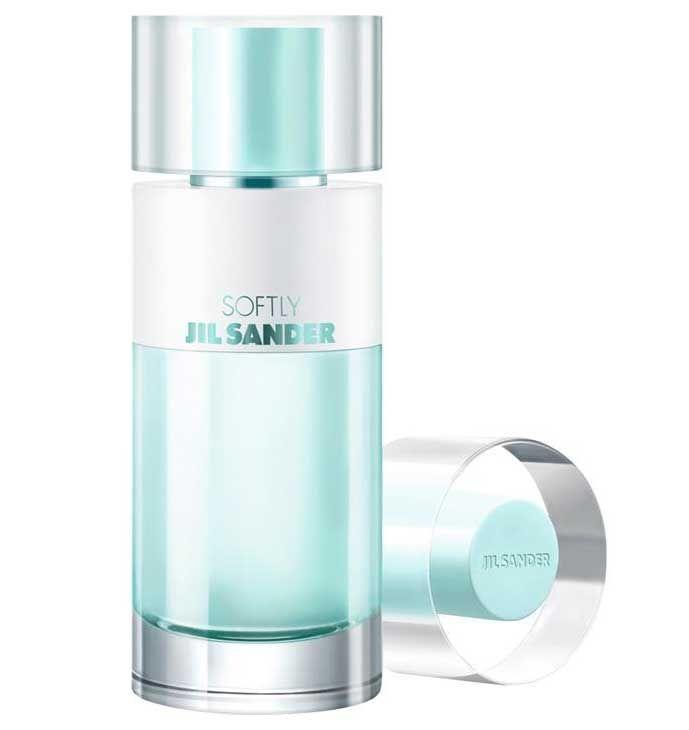 bottle of Softly Jil Sander