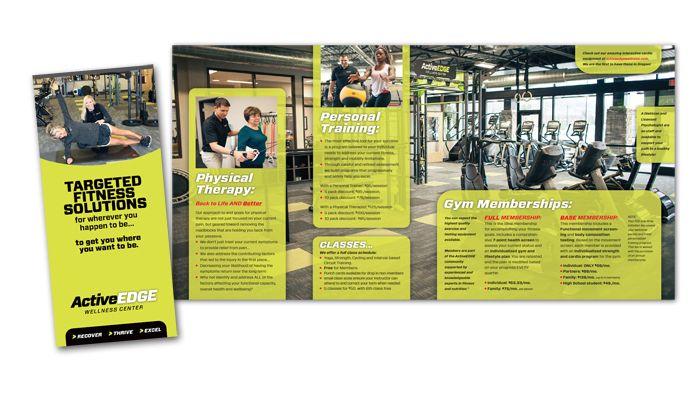 Image result for gym brochure flyer dea Baseball cards, Gym