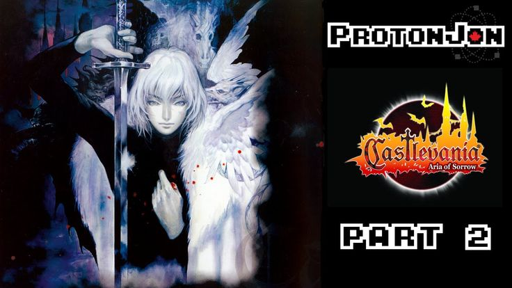 Castlevania: Aria of Sorrow Part 2 - The Cutest Army of the Night