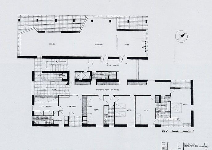 Ignazio Gardella casa al parco - Google-Suche