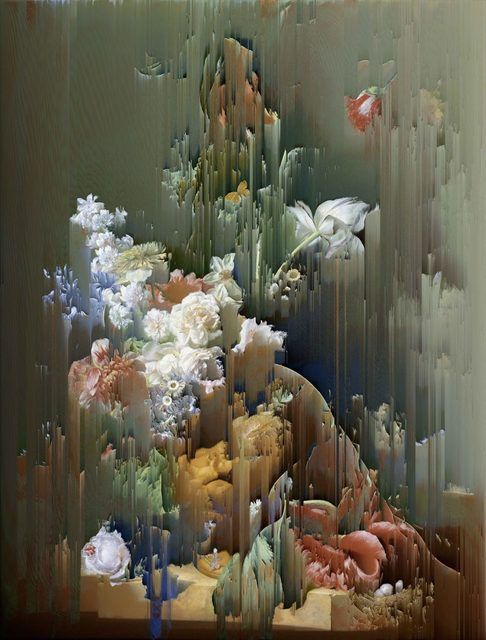 Gordon Cheung, 'Jan van Huysum I (New Order),' 2014, Alan Cristea Gallery