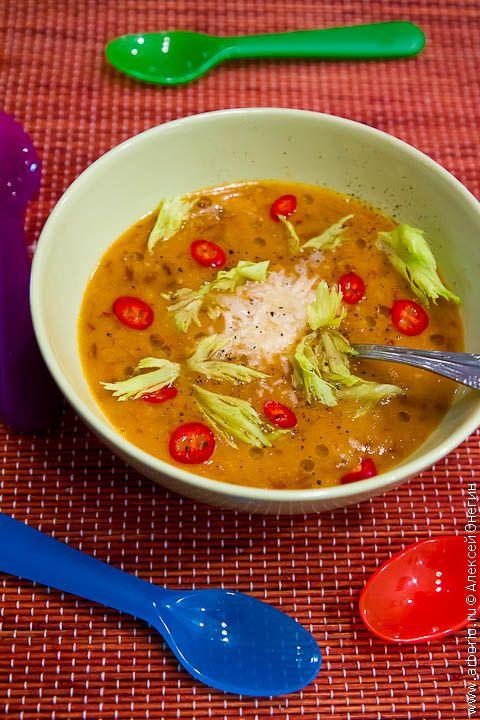 Гороховый суп с копченостями | Кулинарные заметки Алексея Онегина