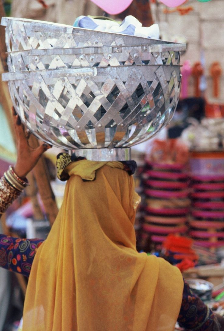 India - Jaisalmer (Rajastan) Photographed by Renato Siani