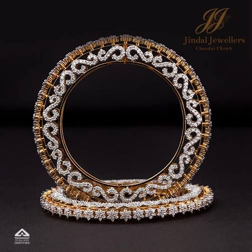Diamonds for the wrists (Jindal Jewellers)