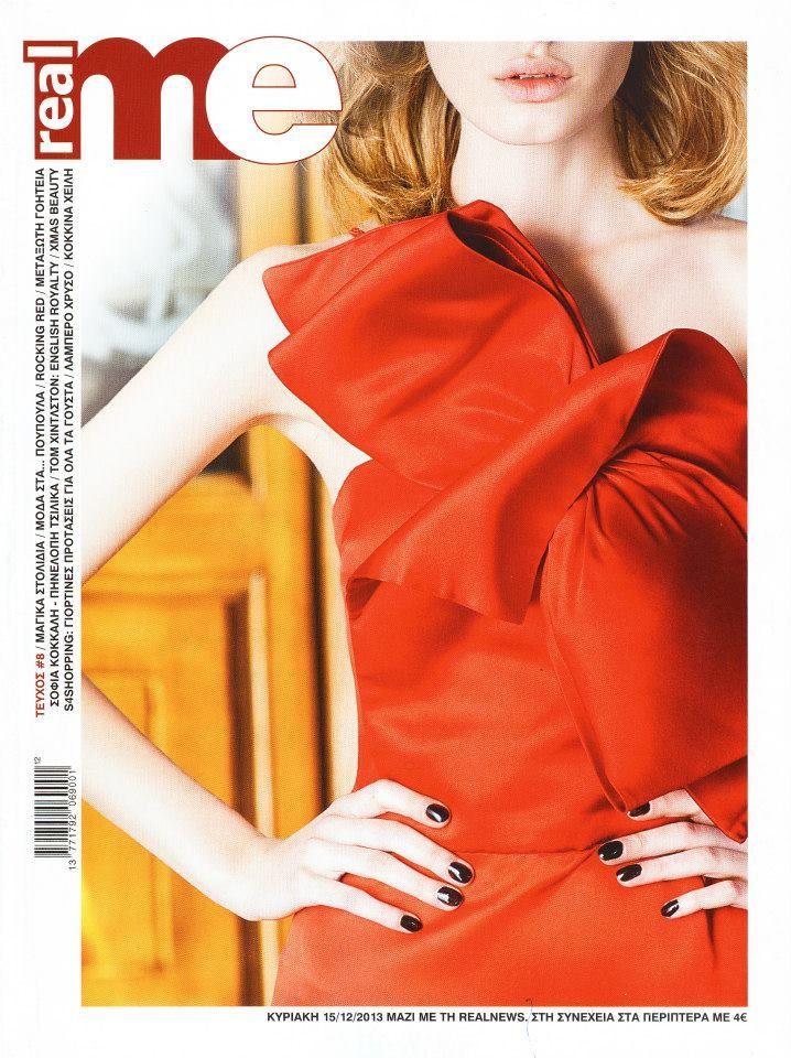 """Real me"" magazine, issue 8 – Dec. 2013"