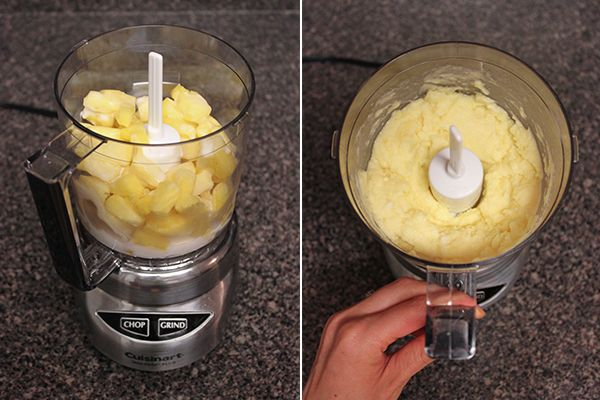 How to make Dole Whip in a mini Cuisinart....I have this food processor...