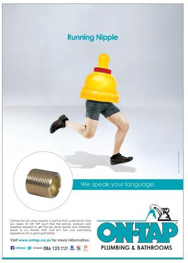 We speak your language. The Running Nipple!? #plumbing #infographic #jargon #runningnipple #plumbingtools #accessories #tips #tricks #funny #Home #DIY #information #graphic