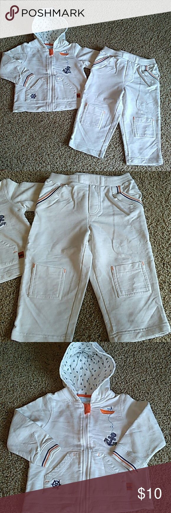 First Impression Sailors Outfit Gently used great condition. First Impressions Matching Sets