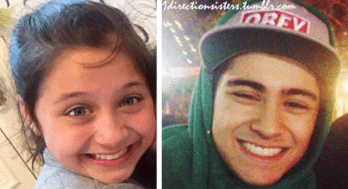Zayn Maliks Sister Safaa Has Cancer 67 best Safaa M...