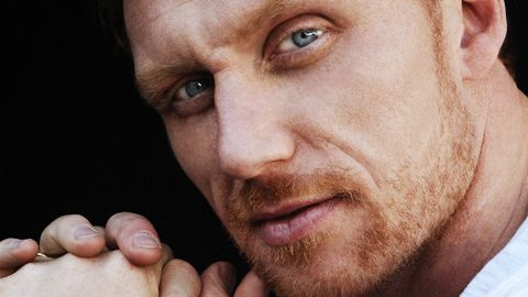 A Hot Ginger Scotsman-Kevin McKidd