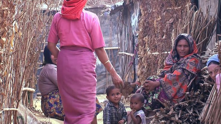 2/23/2017 BANGLADESH: Bangladesh's crazy island solution to Rohingya refugee problem - ITV News