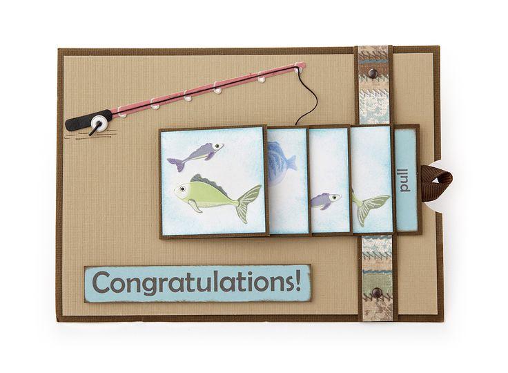 Congratulations - Waterfall Retirement Card