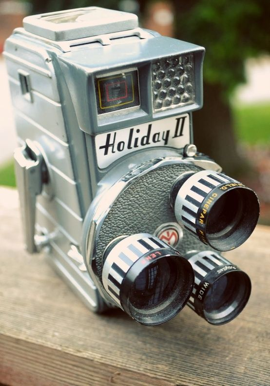Cocon de décoration: le blog » de la déco, du blabla et du café » Inspiration vintage: les vieilles caméras