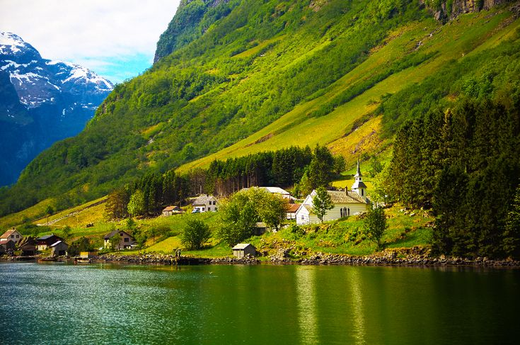 Best Scenery In The World Naeroeyfjord Photo 3 Onto Beautiful Places Pinterest Scenery