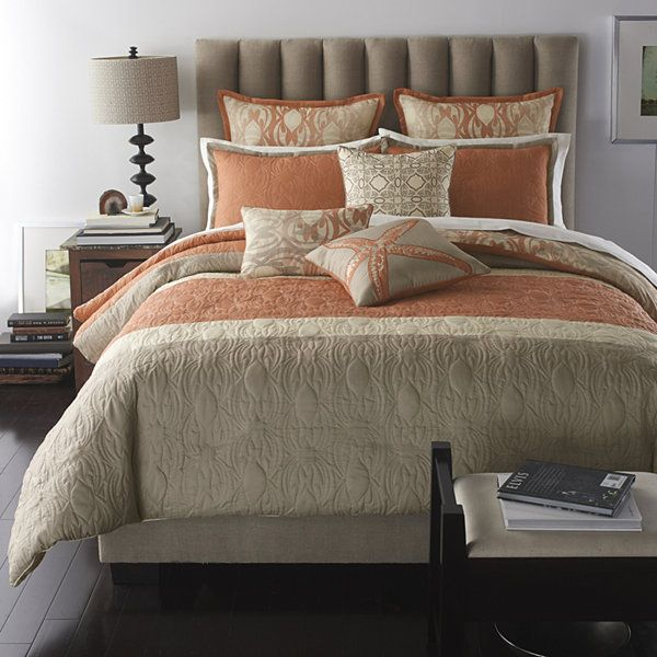 Bryan Keith Delray Beach Reversible Comforter Set   JCPenney