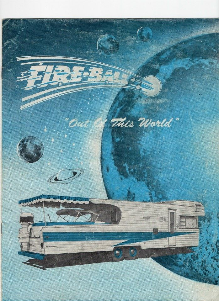 72 best fireball camper trailers images on Pinterest