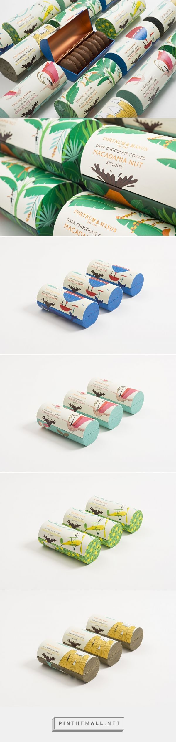Chocolate Coated Biscuits Designed by Together Design