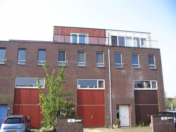 Prefab Leenman Bouw.NL - (Prefab) dakopbouw