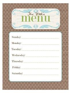 Doe een menuplanner in een (foto)lijst en schrijf met een whiteboardstift op het glas! Als de week om is veeg je het schoon en vul je de planner opnieuw in....... Mijn 4 kinderen laat ik mee kiezen in wat wij eten (het moet wel gezond zijn :)) Heel erg handig! ♥
