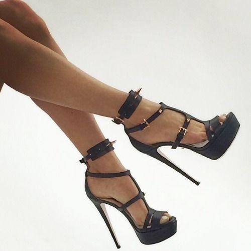 Ruthie Davis high heels #shoeshighheelsstilettos #lingerieshoeshighheels