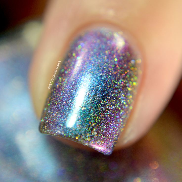 Tonic Polish Dragon Tears | Pretty Lush Nails