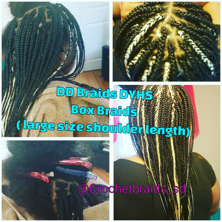 Crochet Box Braids Pinterest : ... images about Protective style, Box Braids Crochet braids on Pinterest
