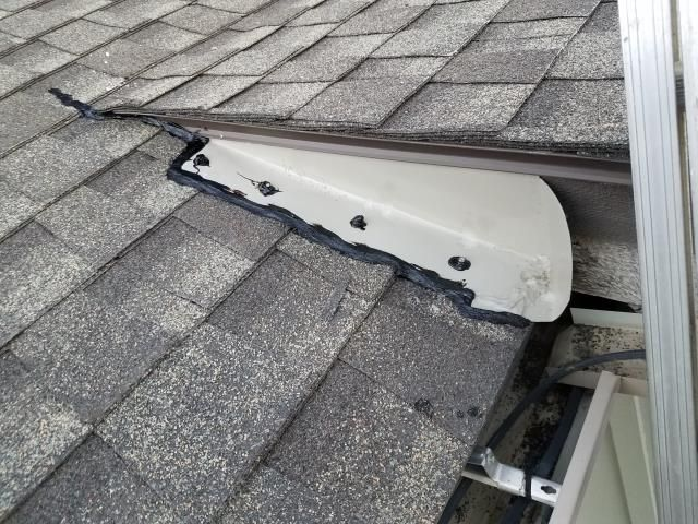 The Roofing Company Co Job Location Near County Rd Granby Co 80446 How To Install Gutters Gutters Roof Repair